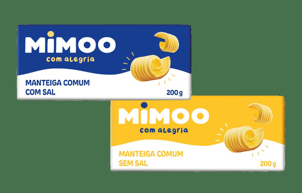 Manteiga Comum - Tablete